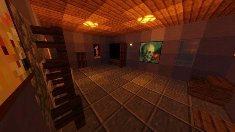 Hello Neighbor map for Minecraft - screenshot 1