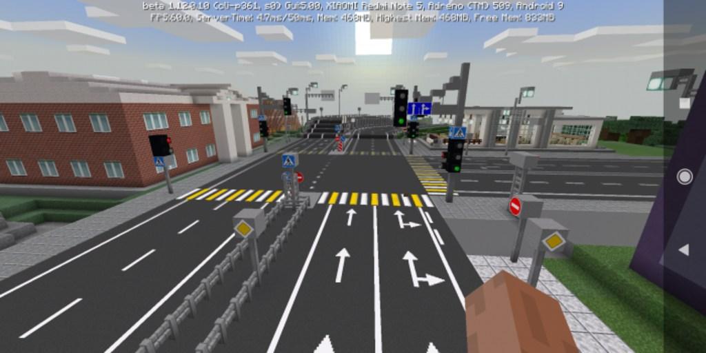Magistral Pack for Minecraft - screenshot 2