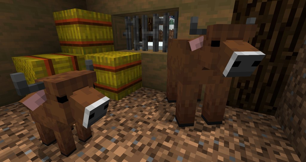 Mickey Joe's Relatively Improved Default resource pack for Minecraft - screenshot 1