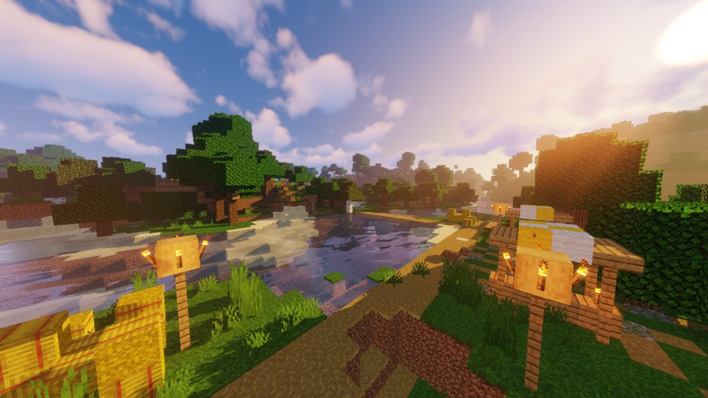 Minecraft 1.14 4