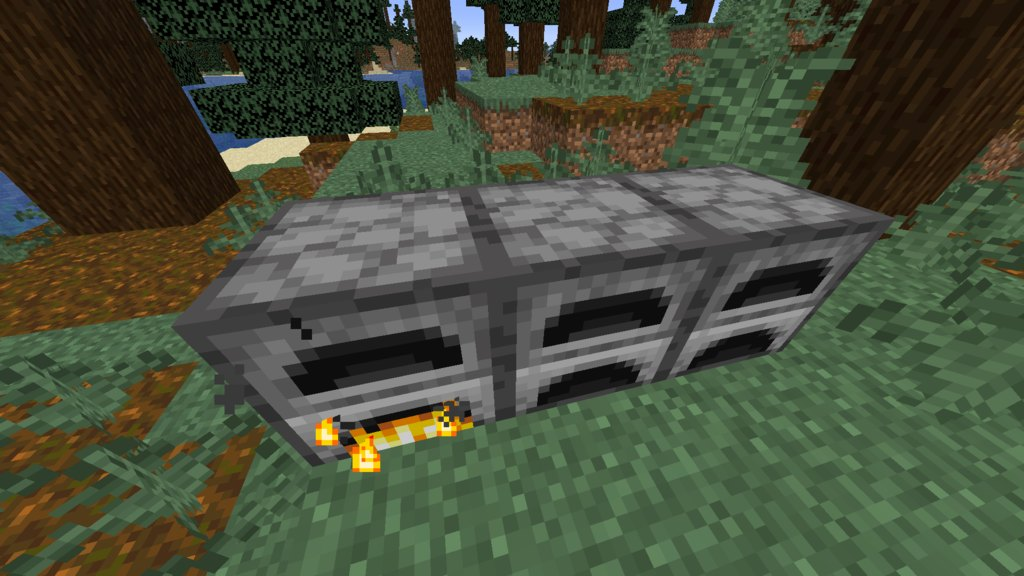 MiniCoal mod for Minecraft -screenshot 4