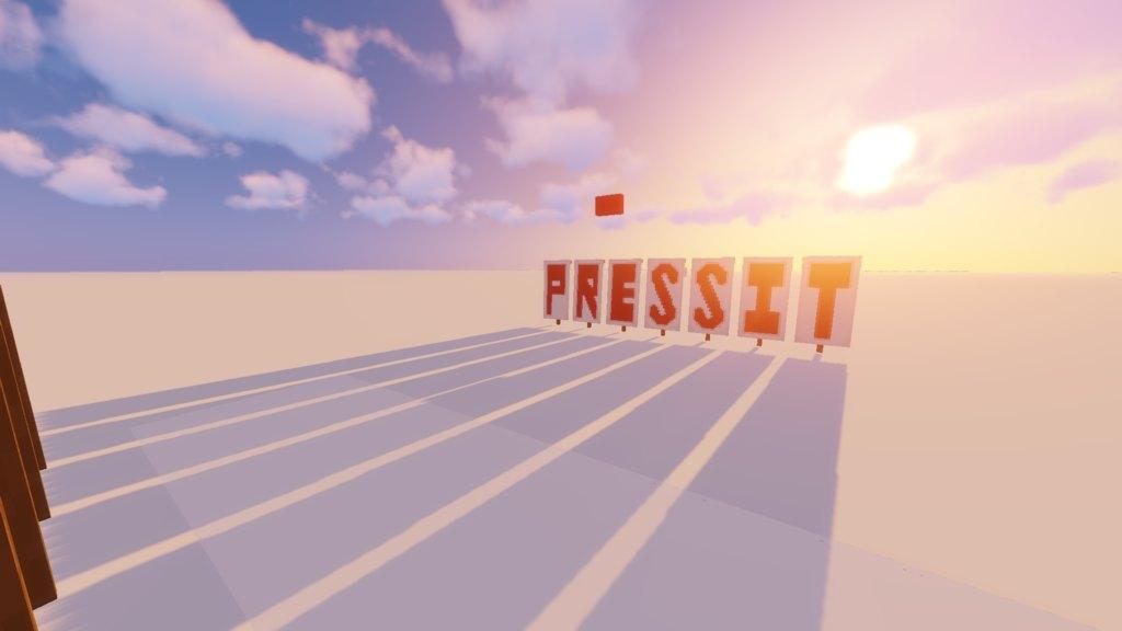 Persist Press It map for Minecraft - screenshot 1