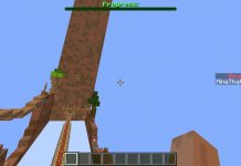 Rail Ride map for Minecraft - screenshot 4