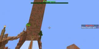Rail Ride map for Minecraft - screenshot 4