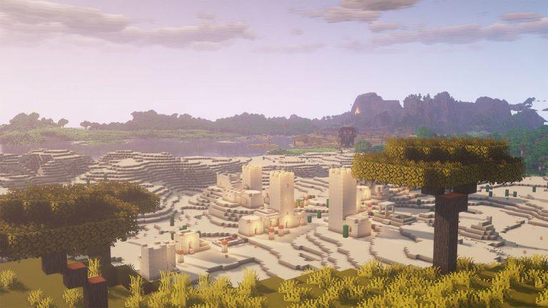 Soboku resource pack for Minecraft - screenshot 2