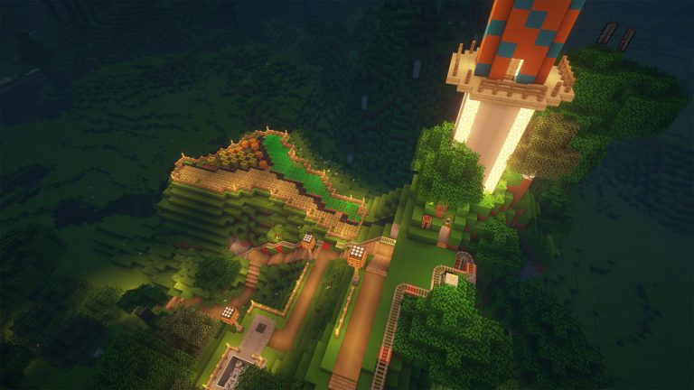 Soboku resource pack for Minecraft - screenshot 4