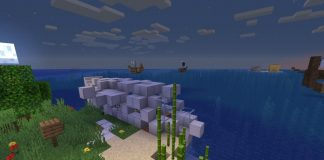 The Cat Islands map for Minecraft - screenshot 1