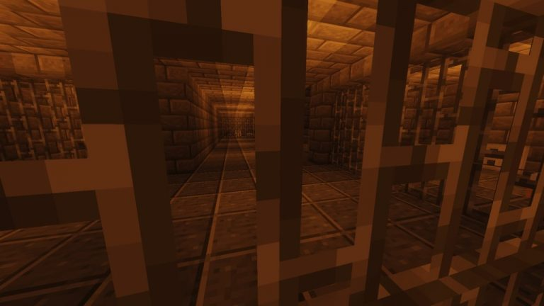 The Great Escape map for Minecraft - screenshot 1