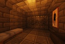 The Great Escape map for Minecraft - screenshot 3
