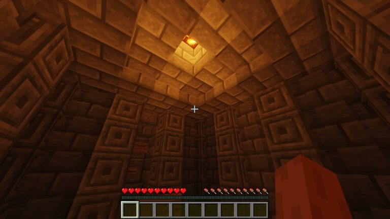The Great Escape map for Minecraft - screenshot 4
