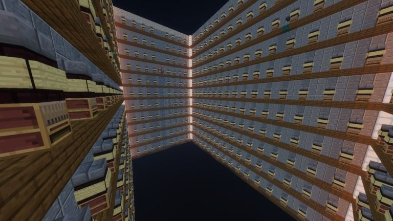 Adscensum Labs Power Up map for Minecraft - screenshot 1