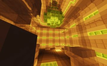 Adscensum Labs Power Up map for Minecraft - screenshot 5