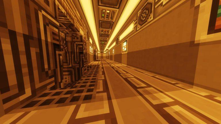 An Interstellar Adventure Ep1 map for Minecraft - screenshot 2