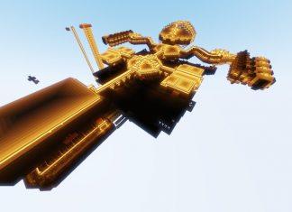 An Interstellar Adventure Ep1 map for Minecraft - screenshot 3