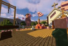 Beautiful Dreamer map for Minecraft - screenshot 4