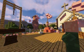 Beautiful Dreamer map for Minecraft - screenshot 4