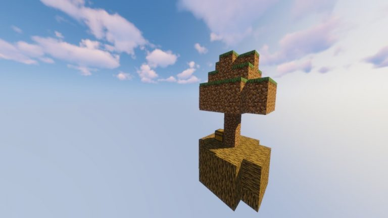 BlockSky map for Minecraft - screenshot 1