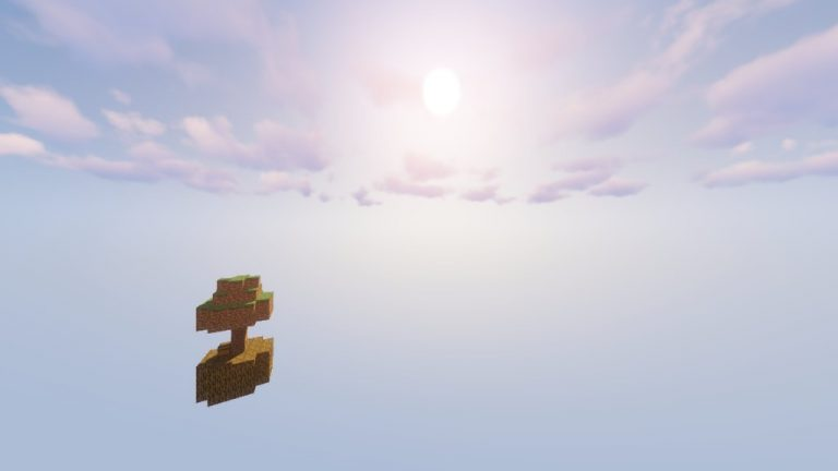 BlockSky map for Minecraft - screenshot 2