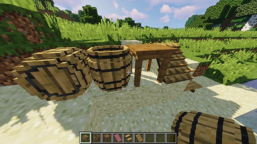 Dark Roleplay Medieval mod for Minecraft - screenshot 4