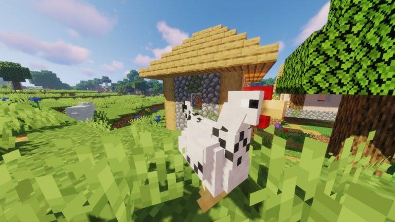 Enhanced Mobs resource pack for Minecraft - screenshot 2