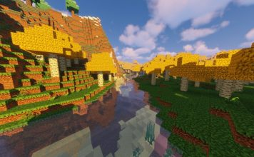 Jehkoba's Fantasy resource pack for Minecraft - screenshot 4