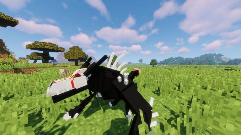 RWBYM mod for Minecraft - screenshot 1
