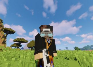 RWBYM mod for Minecraft - screenshot 2
