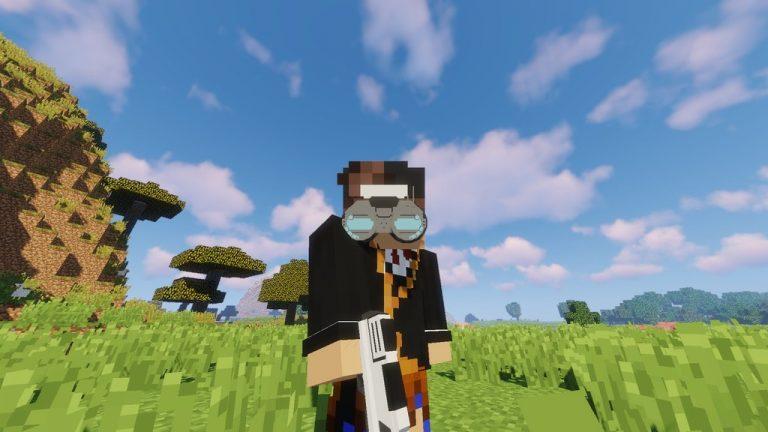 RWBYM mod for Minecraft - screenshot 2