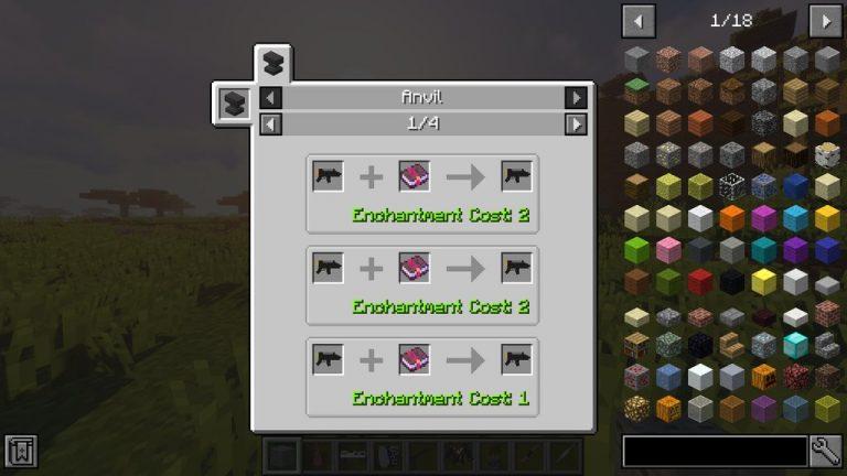 RWBYM mod for Minecraft - screenshot 4