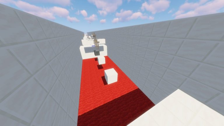 Shadow Parkour map for Minecraft - screenshot 3