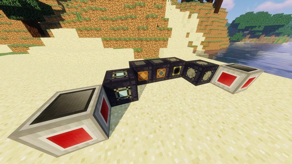 Super Factory Manager mod (SFM) for Minecraft - screenshot 2