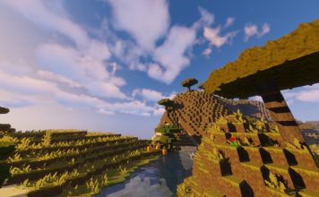 Tantum resource pack for Minecraft - screenshot 3