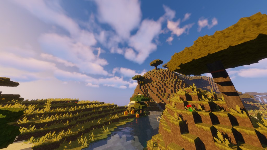 Tantum resource pack for Minecraft - screenshot 3