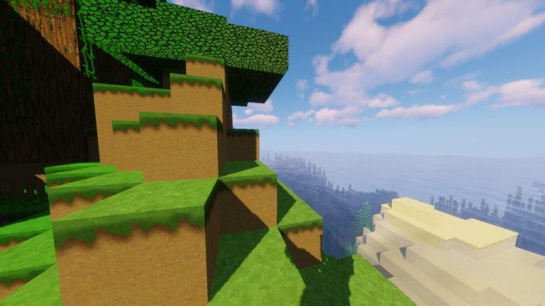 Velvet Dreams resource pack for Minecraft - screnshot 3
