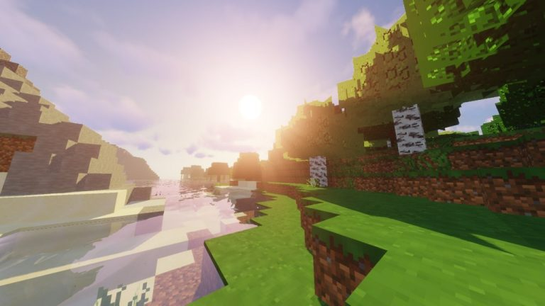 Xleilux Pack XES 2.0 resource pack for Minecraft - screenshot 3