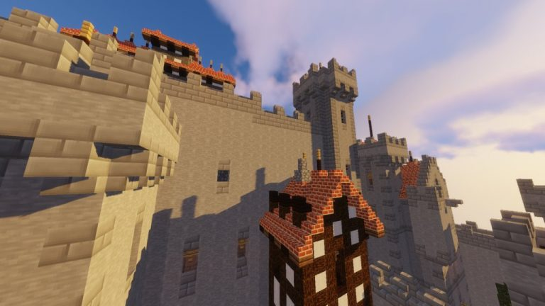 Xleilux Pack XES 2.0 resource pack for Minecraft - screenshot 5