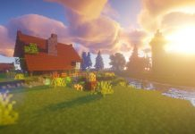 BSJE Shaders pack for Minecraft - screenshot 1