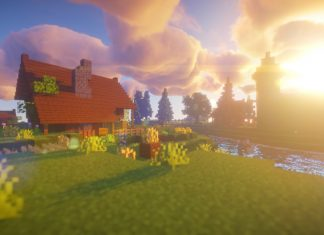 BSJE Shaders pack for Minecraft - screenshot 1