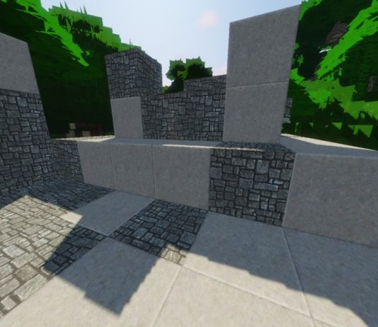 Cubed Textures resource pack for Minecraft - screenshot 5