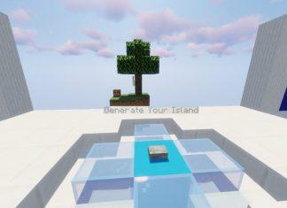 Custom SkyBlocks map for Minecraft - screenshot 4
