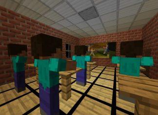 Disparage map for Minecraft - screenshot 3