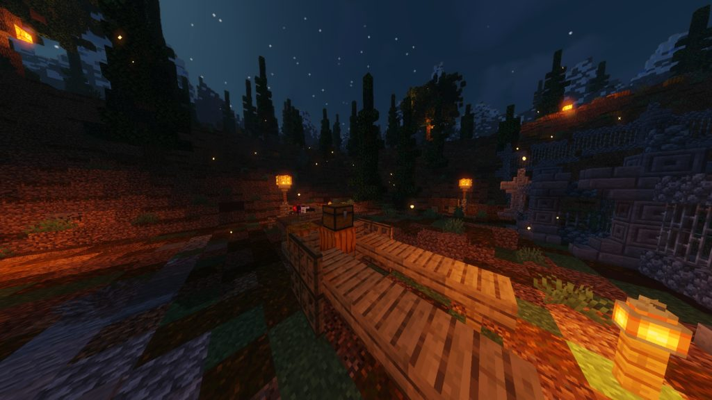 Halloween Chaos map for Minecraft - screenshot 3
