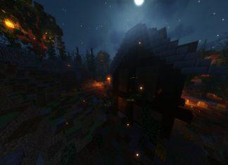 Halloween Chaos map for Minecraft - screenshot 5