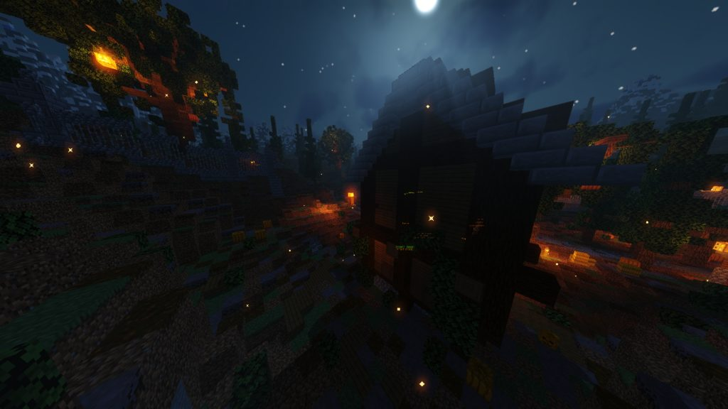 Halloween Chaos map for Minecraft - screenshot 5