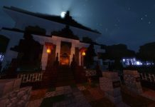 Haunted Hide and Seek map for Minecraft - screenshot 5