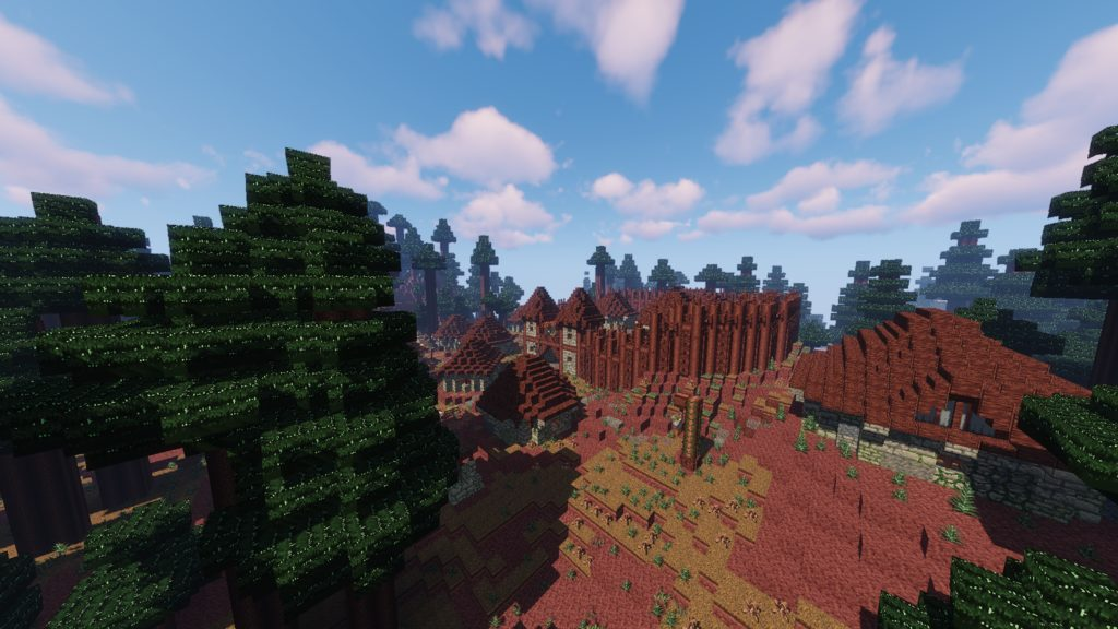 Mythic resource pack for Minecraft - screenshot 5