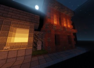 Night Shift on Halloween map for Minecraft - screenshot 2
