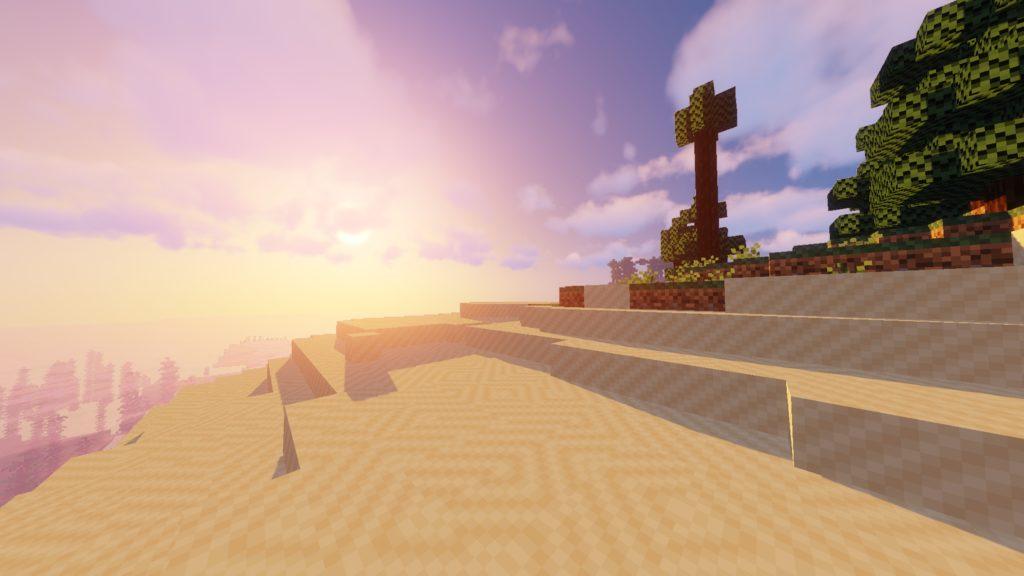 Tobik's 8-bitCraft2 resource pack for Minecraft - screenshot 1