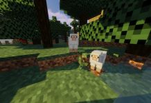 Tobik's 8-bitCraft2 resource pack for Minecraft - screenshot 4
