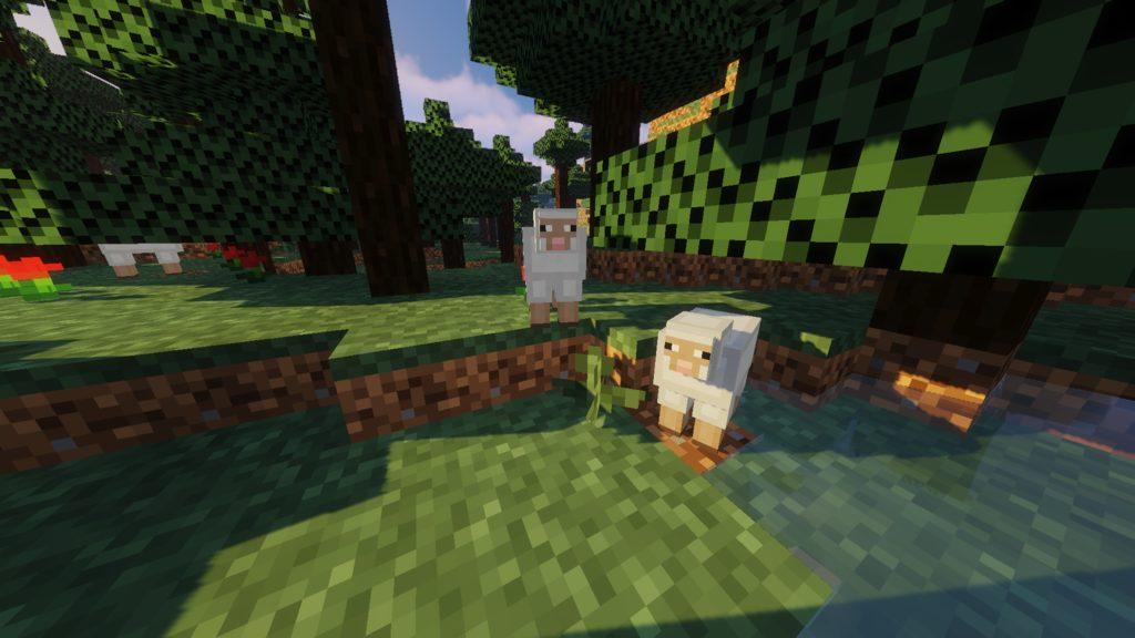 Tobik's 8-bitCraft2 resource pack for Minecraft - screenshot 4
